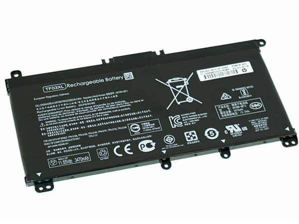 Notebook Batteria TF03XL