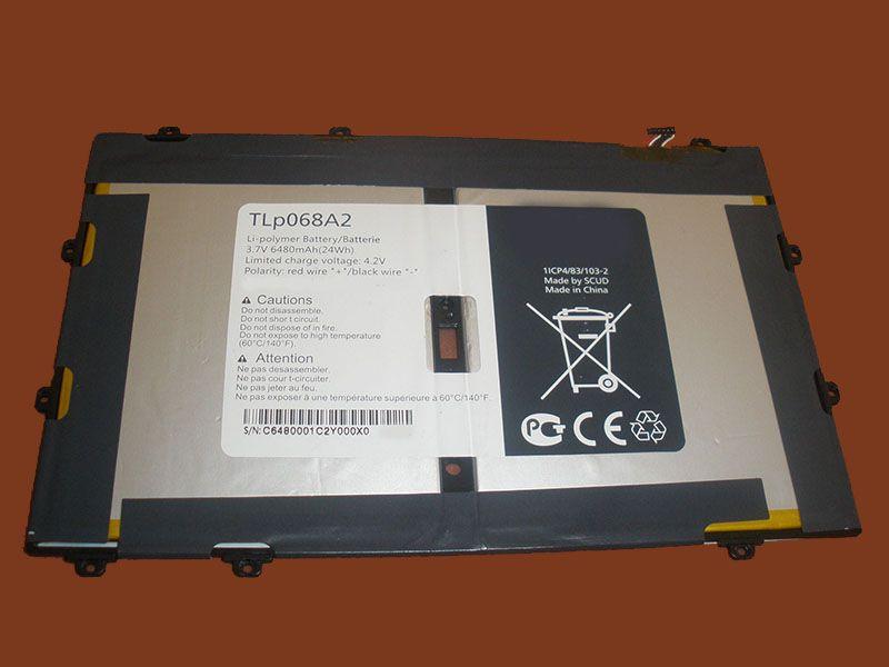 Batteria tablet TLP068A2