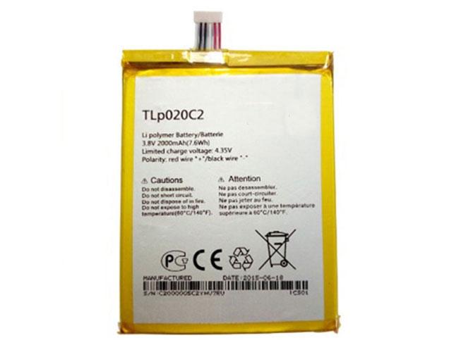 BATTERIE CELLULARI TLP020C2