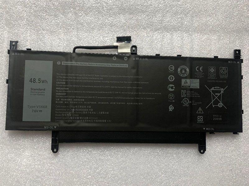Notebook Batteria V5K68