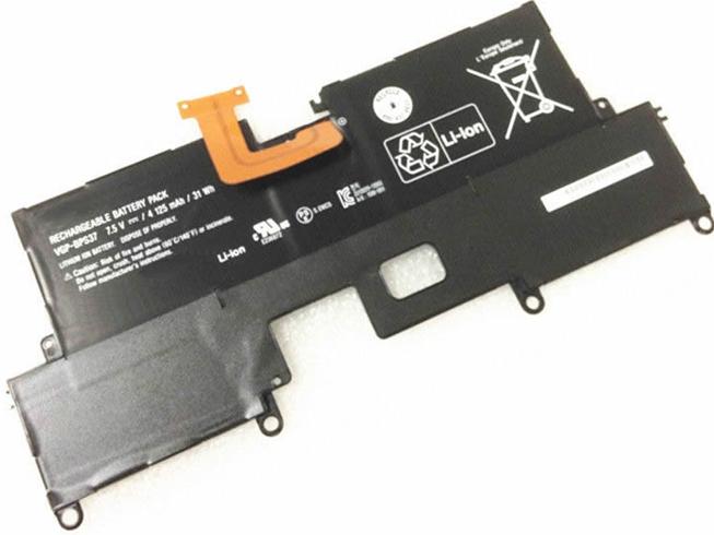 Notebook Batteria VGP-BPS37
