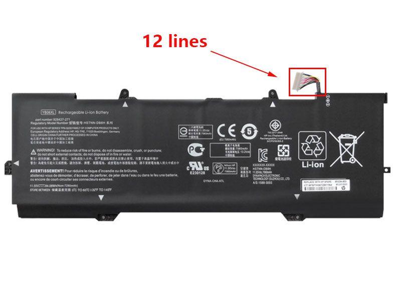 Notebook Batteria YB06XL