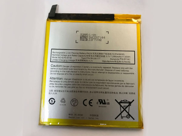 Batteria tablet ST18