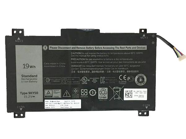 Notebook Batteria 9KY50