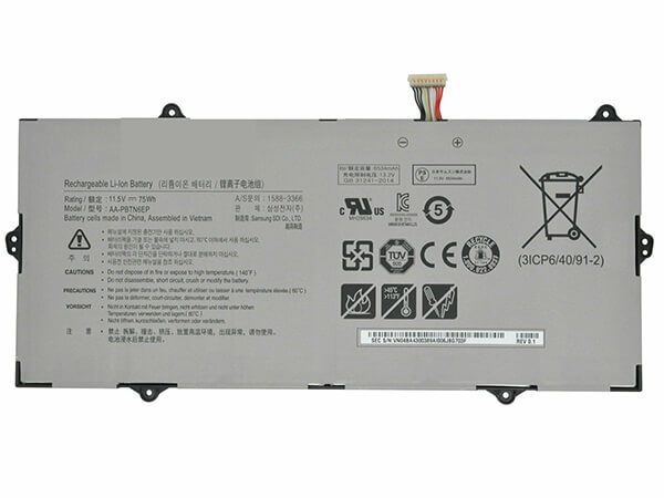 Notebook Batteria AA-PBTN6EP