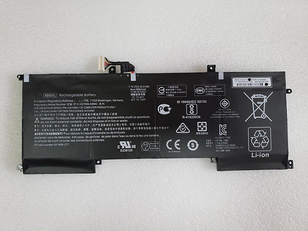 Notebook Batteria AB06XL