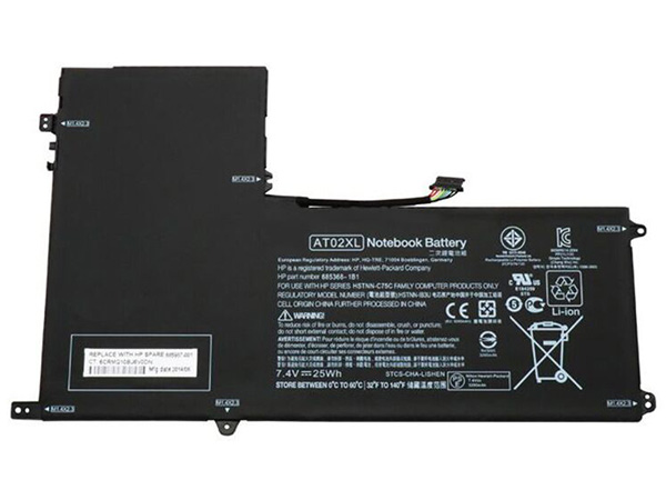 Notebook Batteria AO02XL