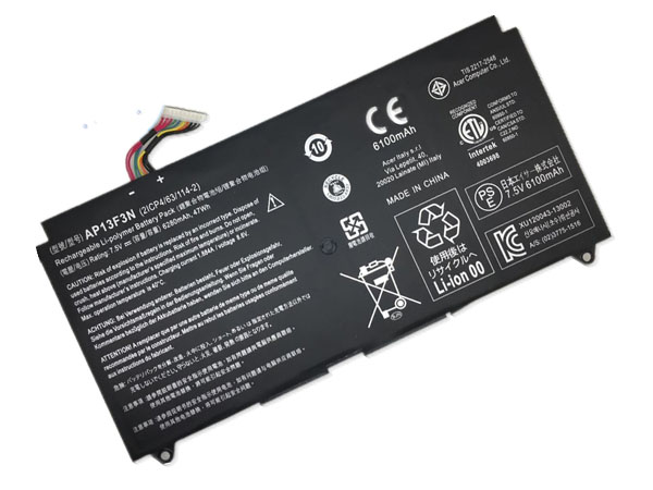 Notebook Batteria AP13F3N