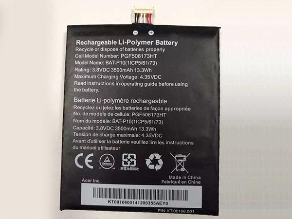 BATTERIE CELLULARI BAT-P10