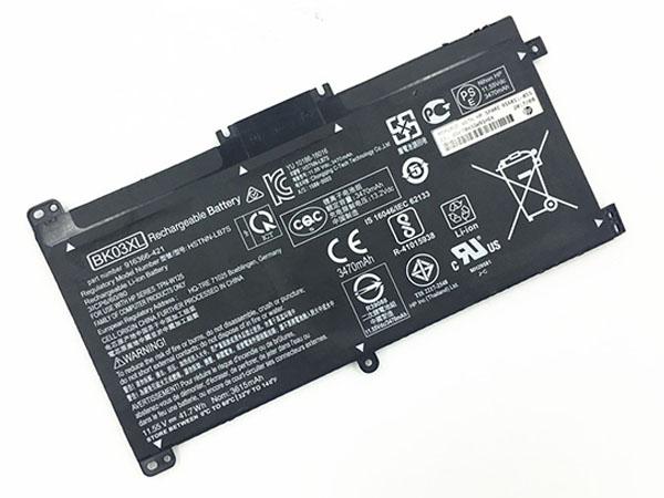 Notebook Batteria BK03XL