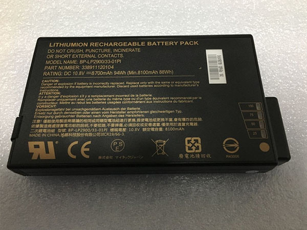Notebook Batteria BP-LP2900/33-01PI