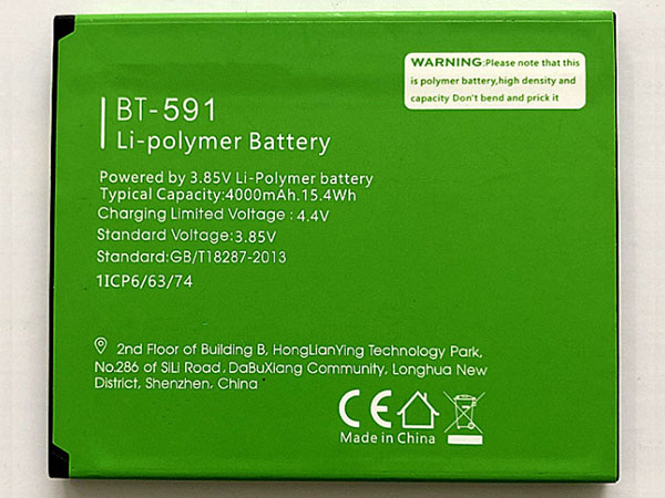 BATTERIE CELLULARI BT-591