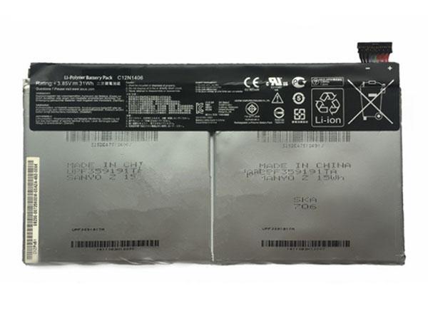 Batteria tablet C12N1406