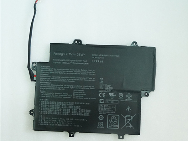 Notebook Batteria C21N1625
