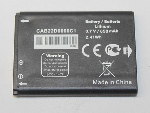 BATTERIE CELLULARI CAB22D0000C1