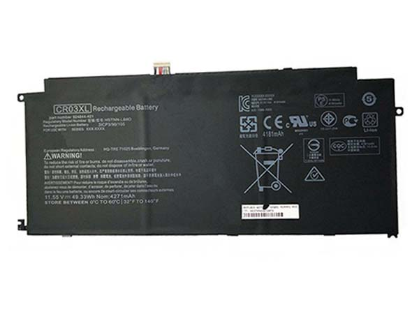 Notebook Batteria CR03XL