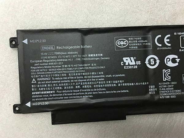 Notebook Batteria DN04XL