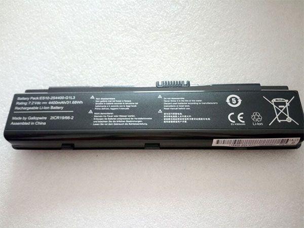 Notebook Batteria ES10-3S5200-G1L5