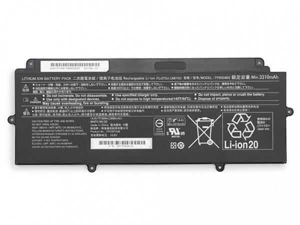 Notebook Batteria FPCBP536