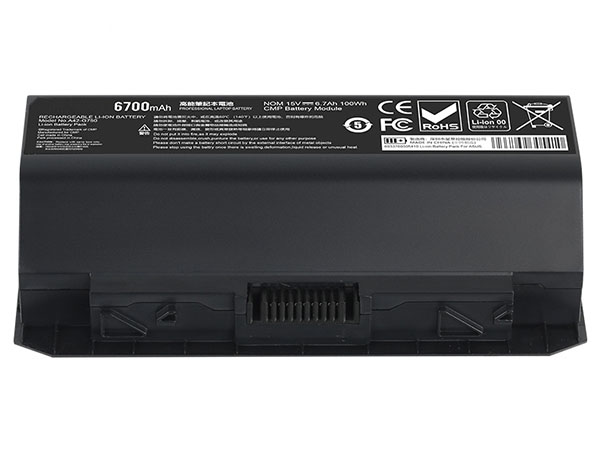 Notebook Batteria A42-G750