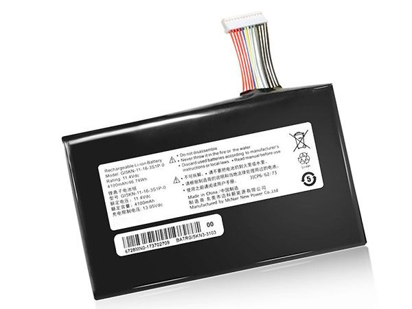 Notebook Batteria GI5CN-00-13-3S1P-0