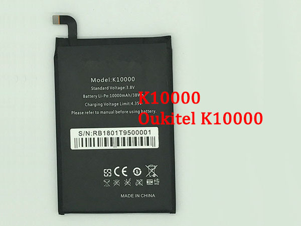 BATTERIE CELLULARI K10000
