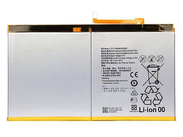 Batteria tablet HB26A510EBC