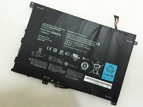 Notebook Batteria L10M4P21