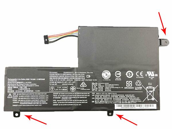 Batteria tablet L15C3PB1