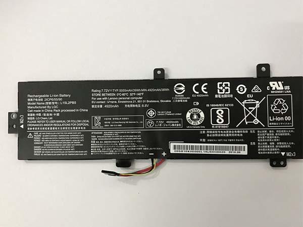 Notebook Batteria L15L2PB5