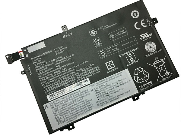 Notebook Batteria L17L3P52