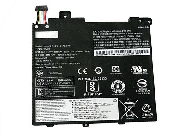 Notebook Batteria L17L2PB1