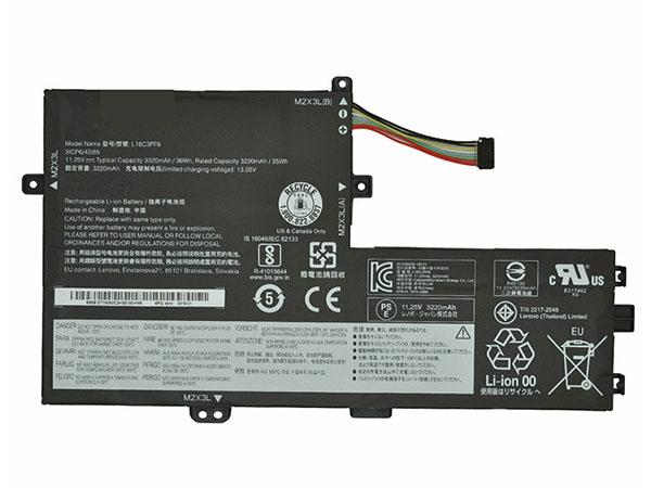 Notebook Batteria L18C3PF6