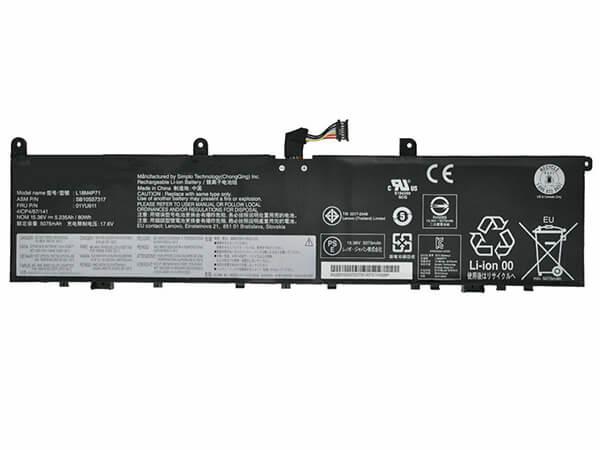 Notebook Batteria L18M4P71