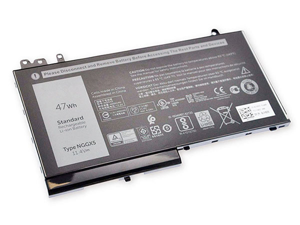Notebook Batteria NGGX5