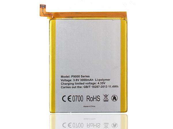 BATTERIE CELLULARI P9000