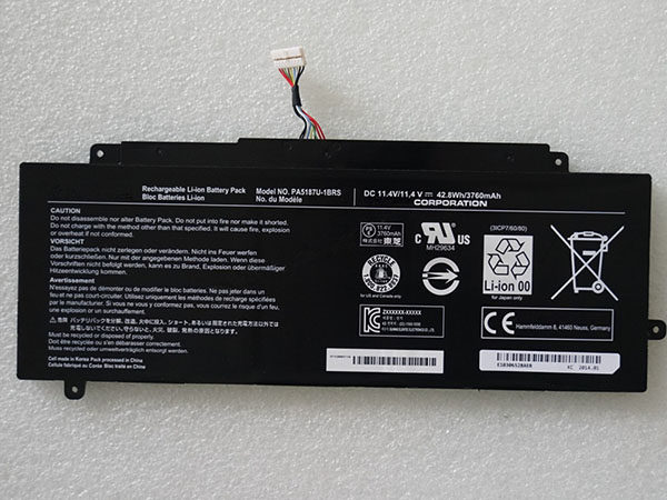 Notebook Batteria PA5187U-1BRS
