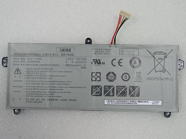 Notebook Batteria AA-PBTN8GB