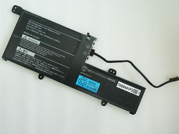 Notebook Batteria PC-VP-BP120