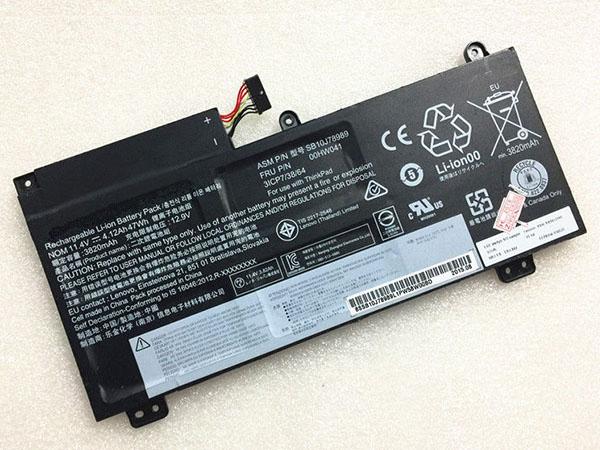 Notebook Batteria SB10J78989