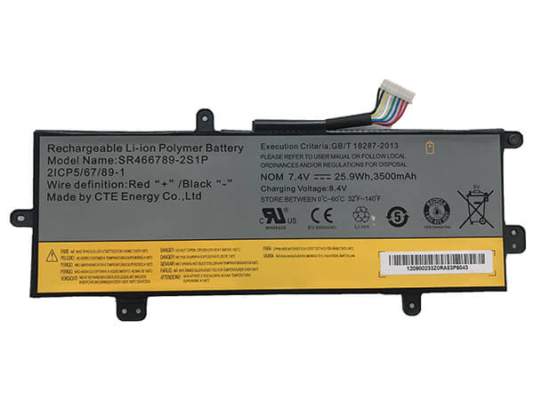 Batteria tablet SR466789-2S1P