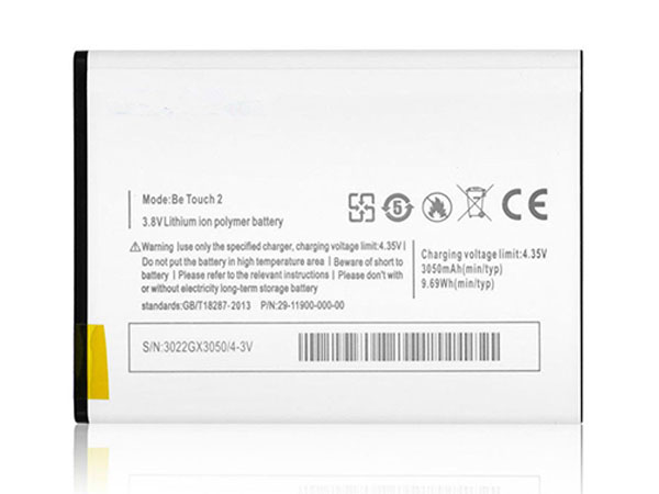 BATTERIE CELLULARI BE_TOUCH_2